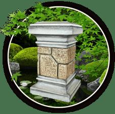 Колони и постаменти
